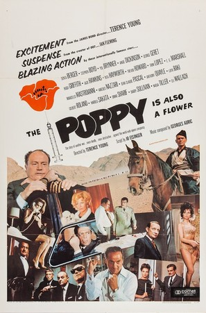The Poppy Is Also a Flower - Movie Poster (thumbnail)