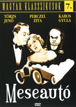 Meseautó - Hungarian Movie Cover (thumbnail)