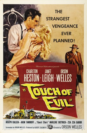 Touch of Evil - Movie Poster (thumbnail)