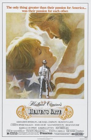 Heaven's Gate - Movie Poster (thumbnail)