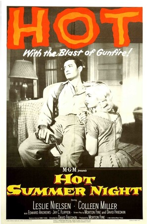Hot Summer Night - Movie Poster (thumbnail)