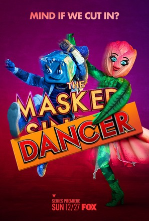 """""""The Masked Dancer"""""""