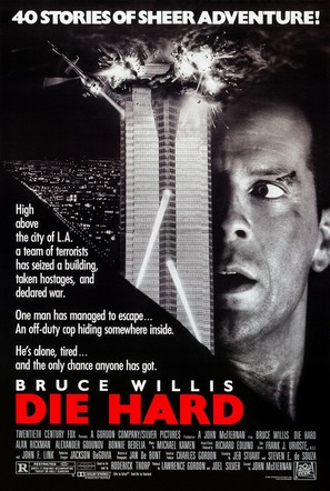 Die Hard - Movie Poster (thumbnail)