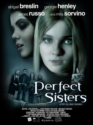 Perfect Sisters - Canadian Movie Poster (thumbnail)