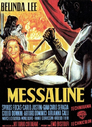 Messalina Venere imperatrice - Italian Movie Poster (thumbnail)