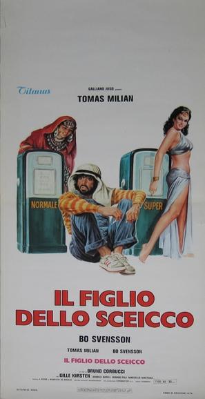 Il figlio dello sceicco - Italian Movie Poster (thumbnail)
