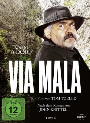 """Via Mala"" - German Movie Cover (thumbnail)"