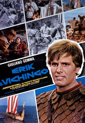 Erik, il vichingo - Italian Movie Poster (thumbnail)