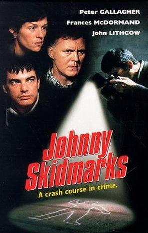 Johnny Skidmarks - VHS movie cover (thumbnail)