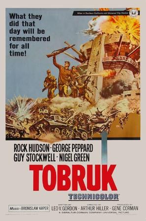 Tobruk - Movie Poster (thumbnail)