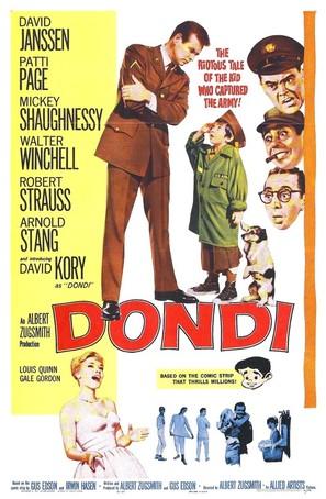 Dondi - Movie Poster (thumbnail)