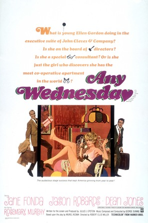 Any Wednesday - Movie Poster (thumbnail)