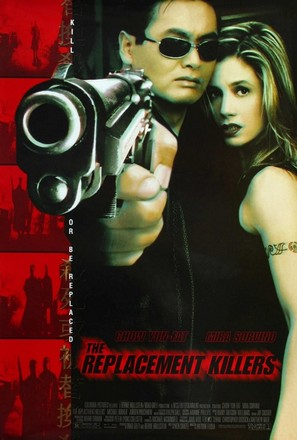 The Replacement Killers - Movie Poster (thumbnail)