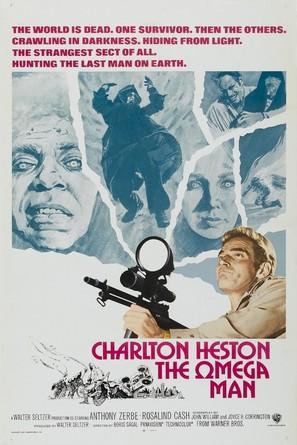 The Omega Man - Movie Poster (thumbnail)