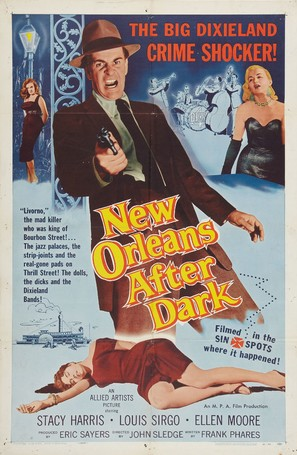 New Orleans After Dark - Movie Poster (thumbnail)