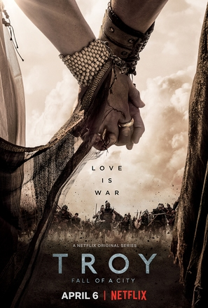 """""""Troy: Fall of a City"""" - Movie Poster (thumbnail)"""