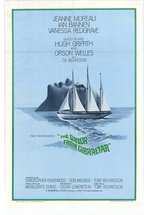 The Sailor from Gibraltar - Movie Poster (thumbnail)