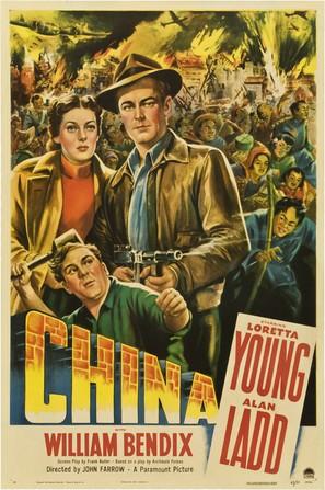 China - Movie Poster (thumbnail)