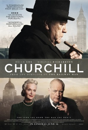 Churchill - British Movie Poster (thumbnail)