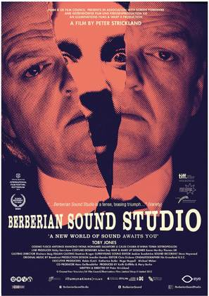 Berberian Sound Studio - Dutch Movie Poster (thumbnail)