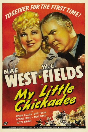 My Little Chickadee - Movie Poster (thumbnail)