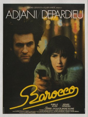 Barocco - French Movie Poster (thumbnail)
