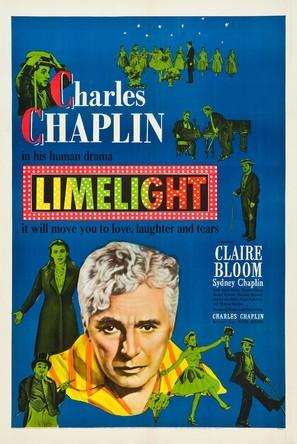 Limelight - Movie Poster (thumbnail)
