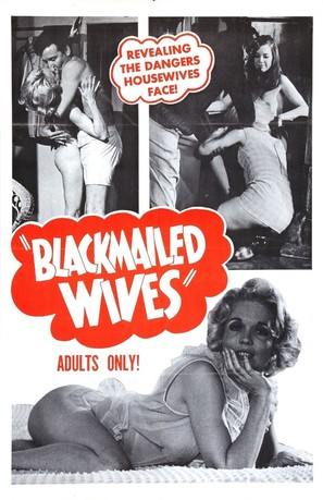 Blackmailed Wives - Movie Poster (thumbnail)
