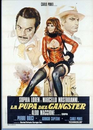 La pupa del gangster - Italian Movie Poster (thumbnail)