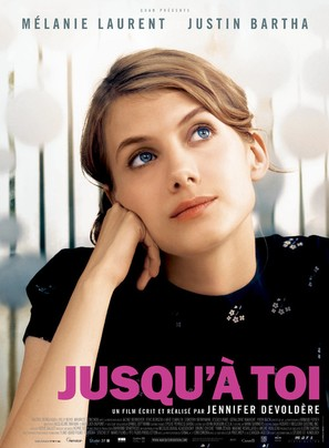 Jusqu'à toi - French Movie Poster (thumbnail)