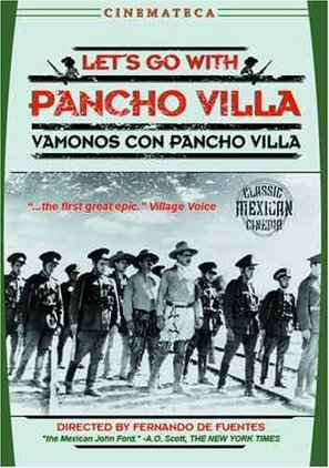 Vámonos con Pancho Villa! - Movie Cover (thumbnail)