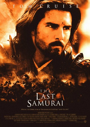 The Last Samurai - Movie Poster (thumbnail)