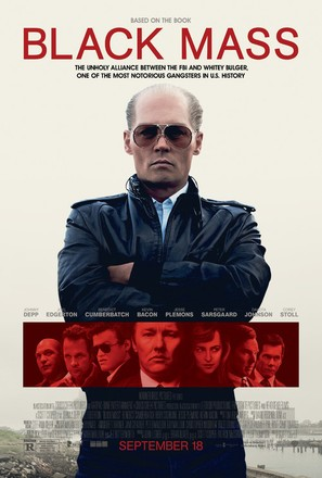 Black Mass - Movie Poster (thumbnail)