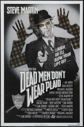 Dead Men Don't Wear Plaid - Movie Poster (thumbnail)