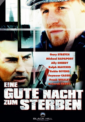 A Good Night to Die - German Movie Cover (thumbnail)