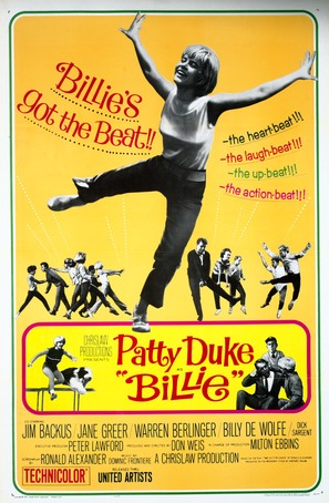Billie - Movie Poster (thumbnail)