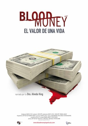 Bloodmoney - Spanish Movie Poster (thumbnail)