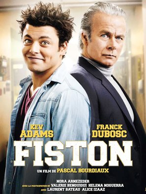 Fiston - French Movie Poster (thumbnail)