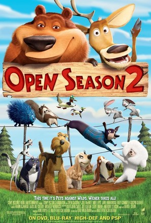 Open Season 2 - Movie Poster (thumbnail)