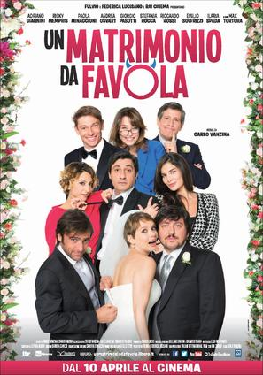 Un matrimonio da favola - Italian Movie Poster (thumbnail)