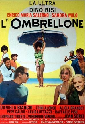 L'ombrellone - Italian Movie Poster (thumbnail)