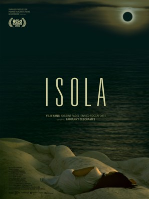 Isola - French Movie Poster (thumbnail)