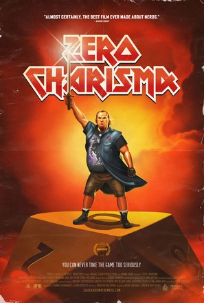 Zero Charisma - Movie Poster (thumbnail)