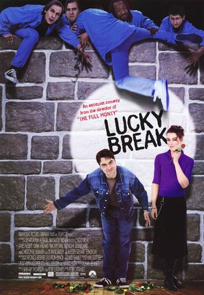 Lucky Break - Movie Poster (thumbnail)