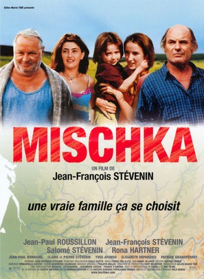 Mischka - French Movie Poster (thumbnail)