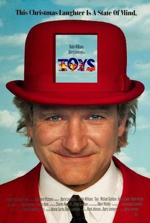 Toys - Movie Poster (thumbnail)
