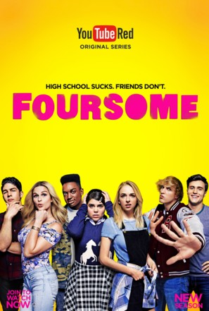 """""""Foursome"""" - Movie Poster (thumbnail)"""