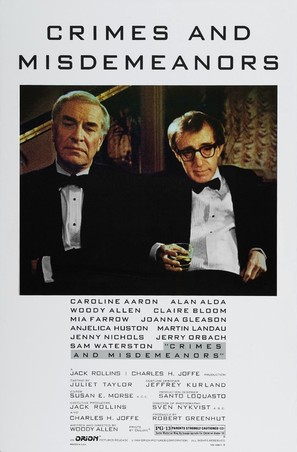 Crimes and Misdemeanors - Movie Poster (thumbnail)