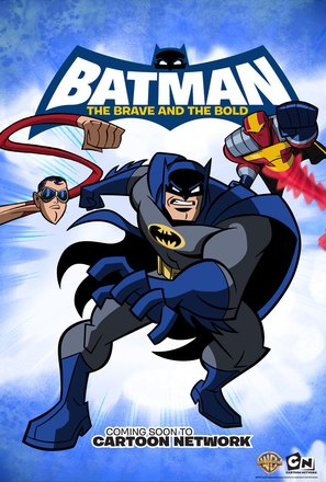 """Batman: The Brave and the Bold"" - Movie Poster (thumbnail)"