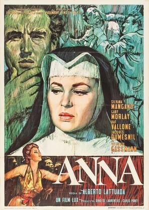 Anna - Italian Re-release movie poster (thumbnail)